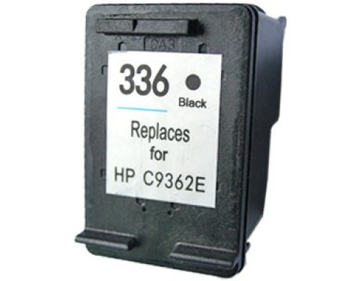 CARTUCHO COMPATIBLE HP 336 NEGRO
