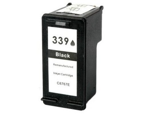CARTUCHO COMPATIBLE HP 339 NEGRO