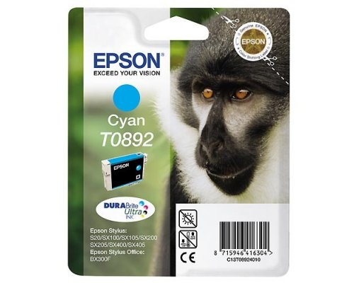 CARTUCHO ORIGINAL EPSON T0892 CIAN 3.5ml