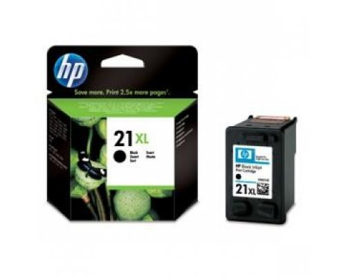 CARTUCHO ORIGINAL HP 21XL NEGRO (C9351CE)