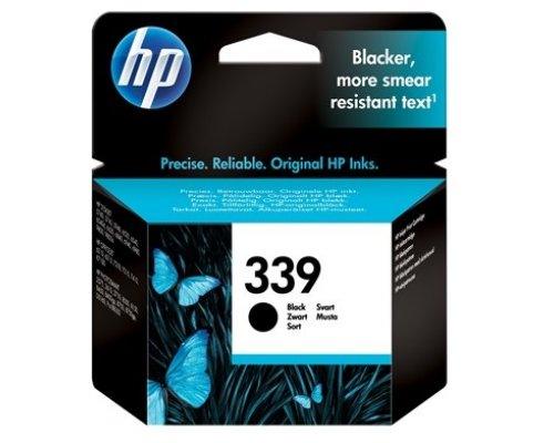 CARTUCHO ORIGINAL HP 339 NEGRO (C8767EE)