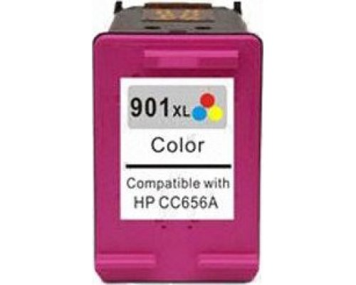 CARTUCHO COMPATIBLE HP 901XL COLOR 15ml CC656AE