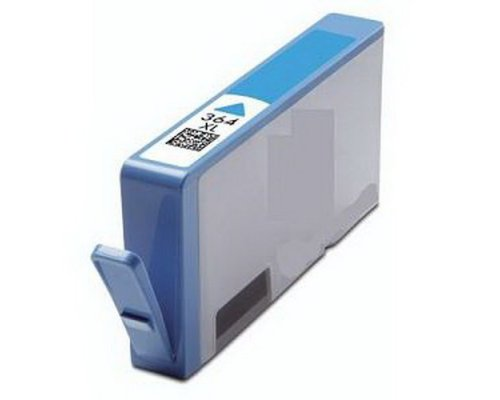 CARTUCHO COMPATIBLE HP 364C CIAN