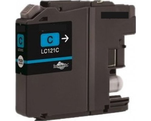 CARTUCHO COMPATIBLE BROTHER LC121/123C CIAN