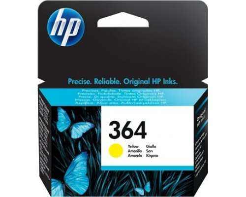 CARTUCHO ORIGINAL HP 364 AMARILLO (CB320EE)