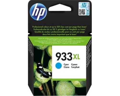 CARTUCHO ORIGINAL HP 933XL CIAN (CN054AE)
