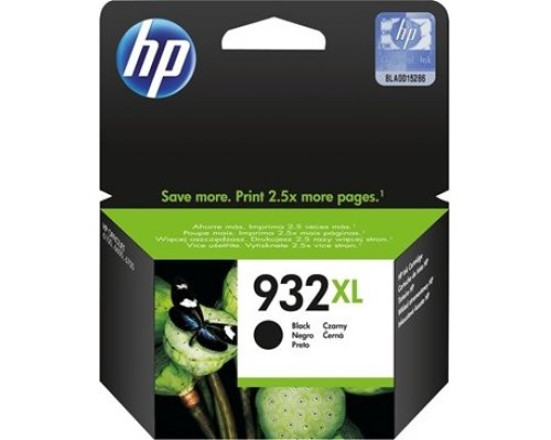 CARTUCHO ORIGINAL HP 932XL NEGRO (CN053AE)