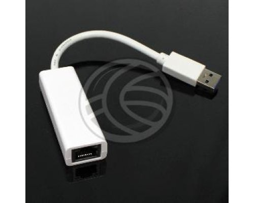 ADAPTADOR USB 3.0 A ETHERNET 10/100/1000 MBPS