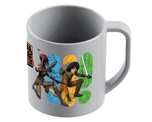 TAZA STAR WARS REBELS