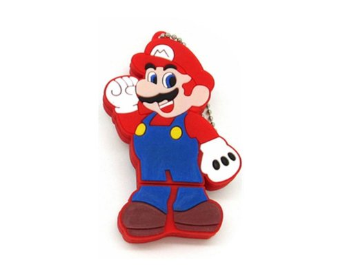 PENDRIVE ORIGINAL 16GB MARIO (SUPER MARIO BROS.)