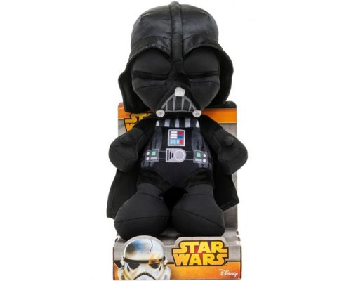 PELUCHE DARTH VADER 25cm (STAR WARS EPISODIO VII)