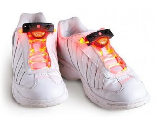 CORDONES LUMINOSOS LED NARANJA