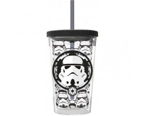 VASO DE CAÑA STORM TROOPER (STAR WARS EPISODIO VII)