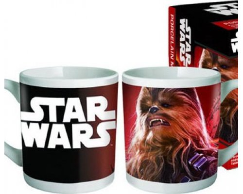 TAZA CHEWBACCA (STAR WARS EPISODIO VII)