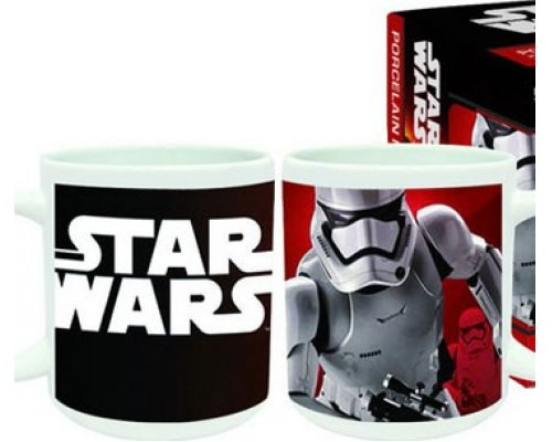 TAZA STORMTROOPER (STAR WARS EPISODIO VII)