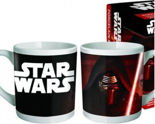 TAZA KYLO REN (STAR WARS EPISODIO VII)