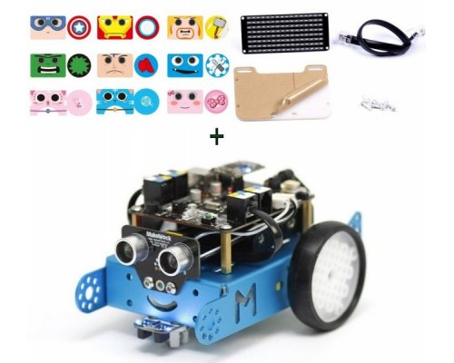 ROBOT SPC MAKEBLOCK MBOT FACE KIT