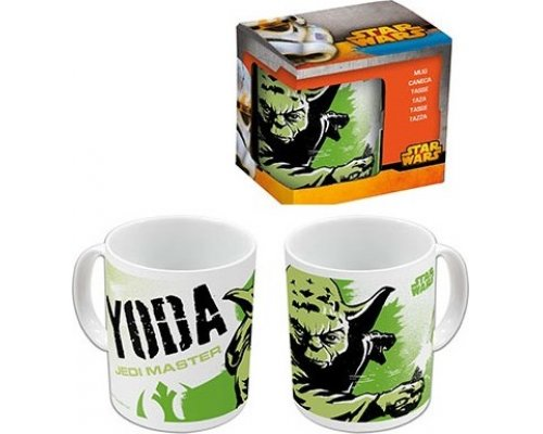 TAZA YODA (STAR WARS)