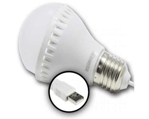 LÁMPARA LED KLONER USB 5W 400lm