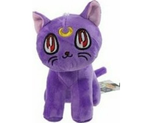 PELUCHE GATO LUNA SAILOR MOON