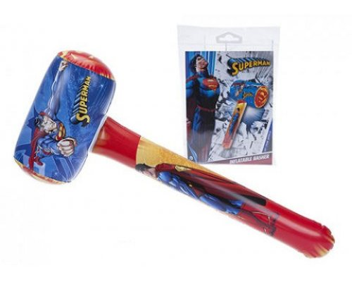MARTILLO HINCHABLE SUPERMAN