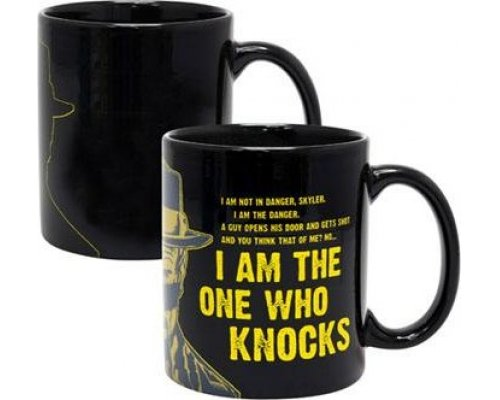TAZA BREAKING BAD SENSIBLE CALOR I AM THE ONE