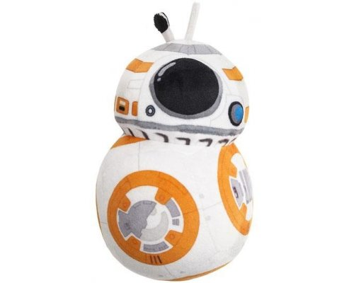PELUCHE STAR WARS EPISODE VII BB-8 17cm