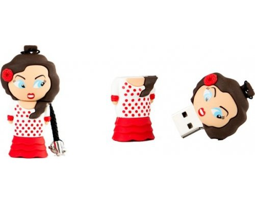 PENDRIVE ORIGINAL 16GB FLAMENCA