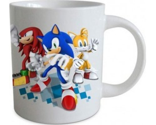 TAZA SONIC THE HEDGEHOG (TEAM SONIC)