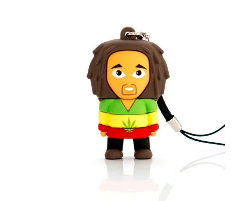 PENDRIVE ORIGINAL 16GB BOB MARLEY