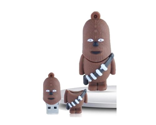 PENDRIVE ORIGINAL 16GB STAR WARS CHEWBACCA