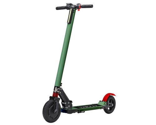 PATINETE ELECTRICO SCOOTER URBAN85 GREEN BILLOW