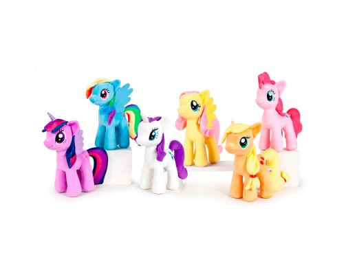 PELUCHE MY LITTLE PONY SURTIDO 17cm