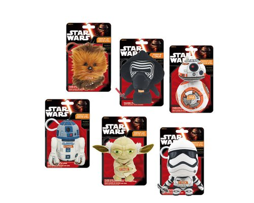 "MINI PELUCHE STAR WARS ""I TALK"" 10cm"