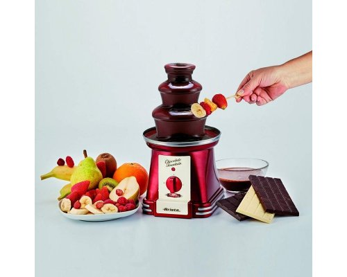 FUENTE DE CHOCOLATE ARIETE PARTY TIME CHOCOLATE FOUNTAIN