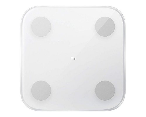 BASCULA XIAOMI MI BODY COMPOSITION SCALE 2 BLANCO