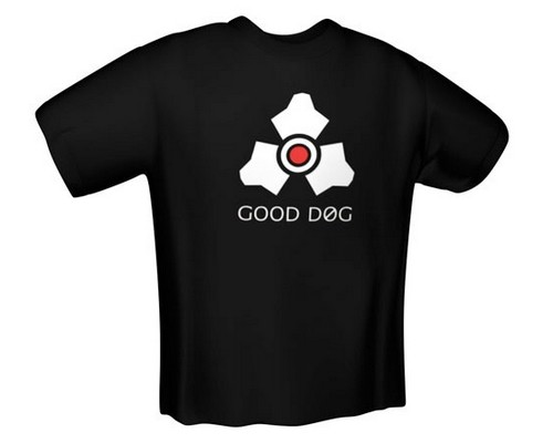 CAMISETA HALF LIFE GOOD DOG [S]