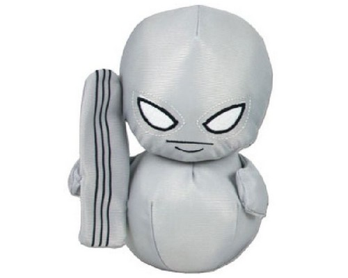 PELUCHE BOTTOM MARVEL HEROES: SILVER SURFER 19 cm
