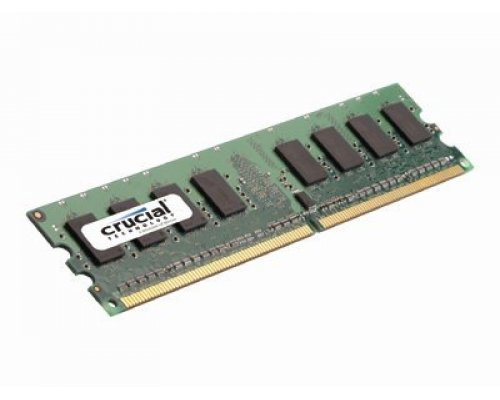 MEMORIA DDR2 667 CRUCIAL 2GB CL5 CT25664AA667