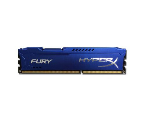 MEMORIA RAM DDR3 1600 KINGSTON HYPERX FURY BLUE 4GB