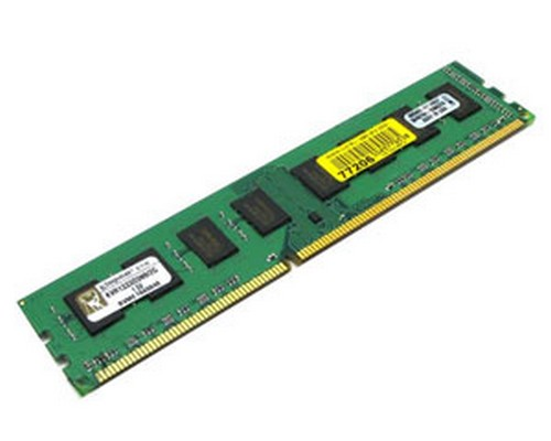 MEMORIA RAM DDR3 1333 KINGSTON 2GB KVR13N9S6/2