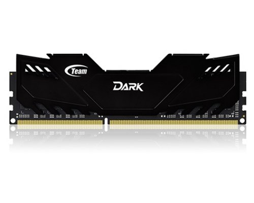 MEMORIA RAM DDR3 1600 TEAMGROUP DARK BLACK 8GB