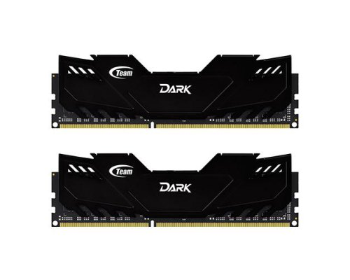 MEMORIA RAM DDR3 1866 TEAMGROUP DARK BLACK 2x8GB