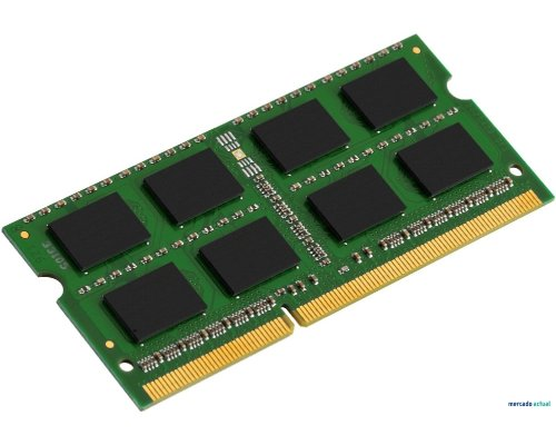 MEMORIA RAM SODIMM DDR3L 1600 KINGSTON 4GB KVR16LS11/4 1.35V