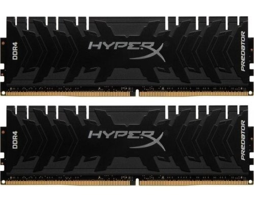 MEMORIA DDR4 3333 KINGSTON HYPERX PREDATOR 2x8GB
