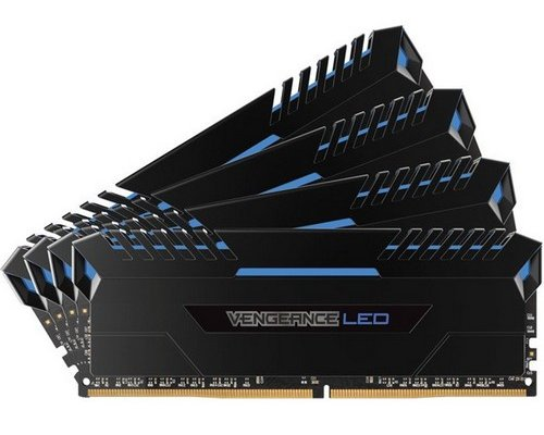 MEMORIA DDR4 3000 CORSAIR VENGEANCE LPX BLUE 4X8GB