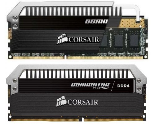 MEMORIA DDR4 3200 CORSAIR DOMINATOR PLATINUM 2X16GB