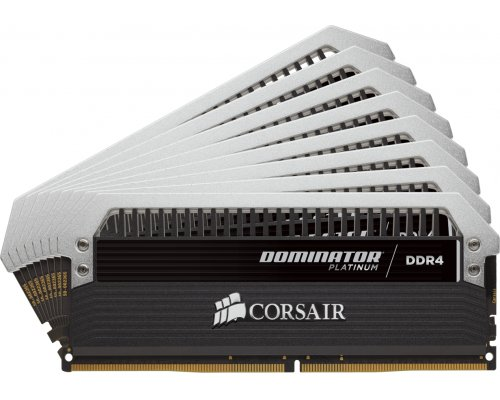 MEMORIA DDR4 3333 CORSAIR DOMINATOR PLATINUM 8x8GB