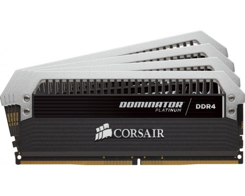 MEMORIA DDR4 3333 CORSAIR DOMINATOR PLATINUM 4x16GB