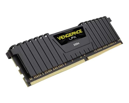 DDR4 32 GB(2X16KIT) 3000 VENGEANCE LPX BLACK CORSAIR
